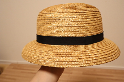 クラスカの麦わら帽子